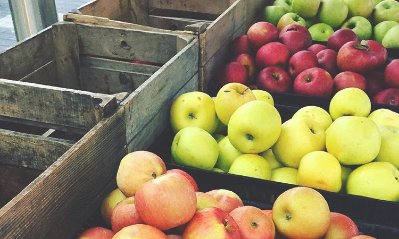 An Apple A Day // by Bethany Replogle