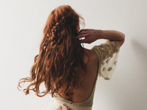 Summer Hair Don't Care // by Becca Whitehead