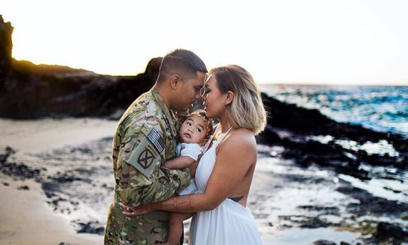 Ministering to Military Families // by Kendra Cagle