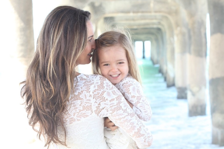 Mommy and Me Fashion // By Rebekah Houle
