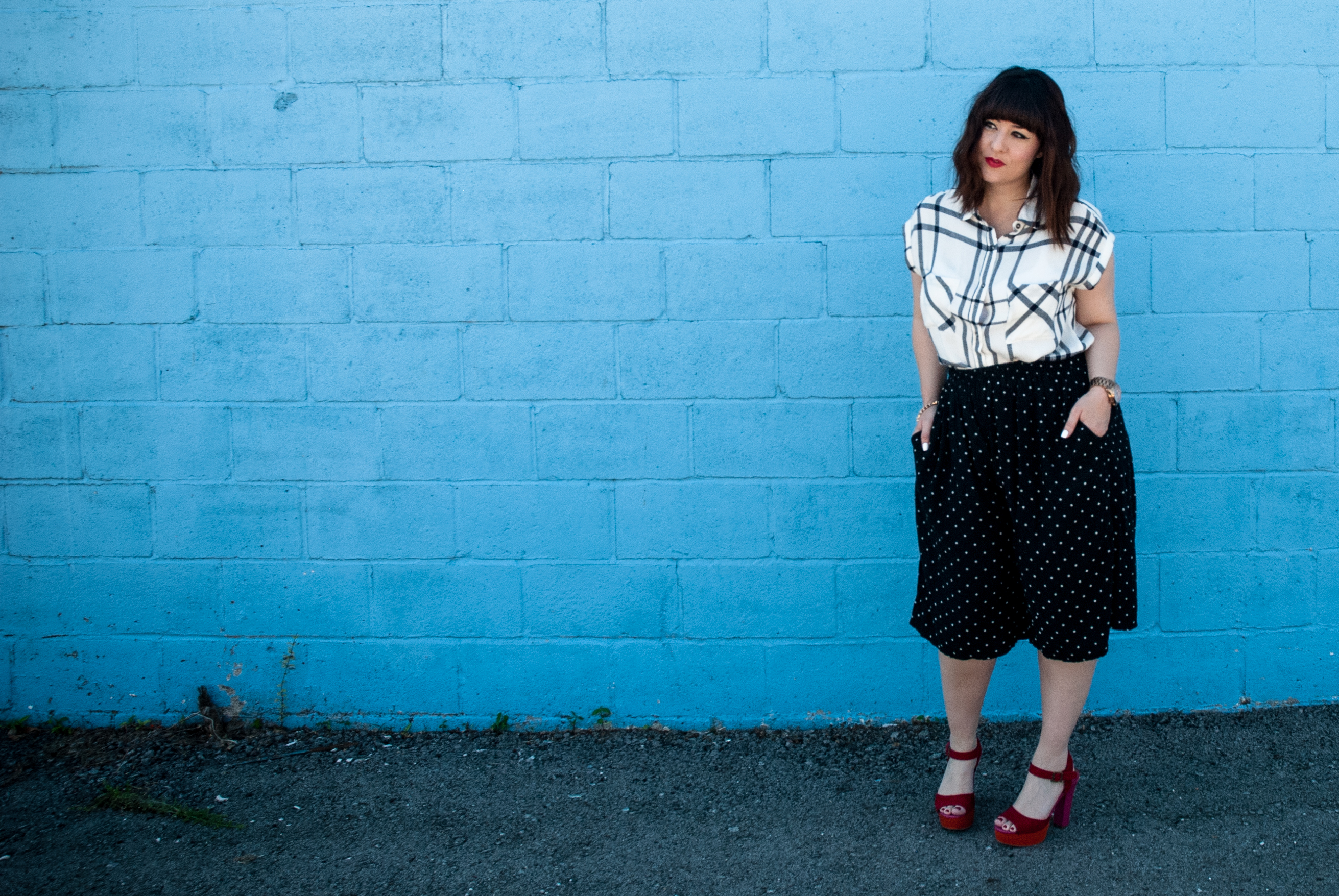 3 Ways to Successfully Rock Mixed Prints // By Rebekah Houle