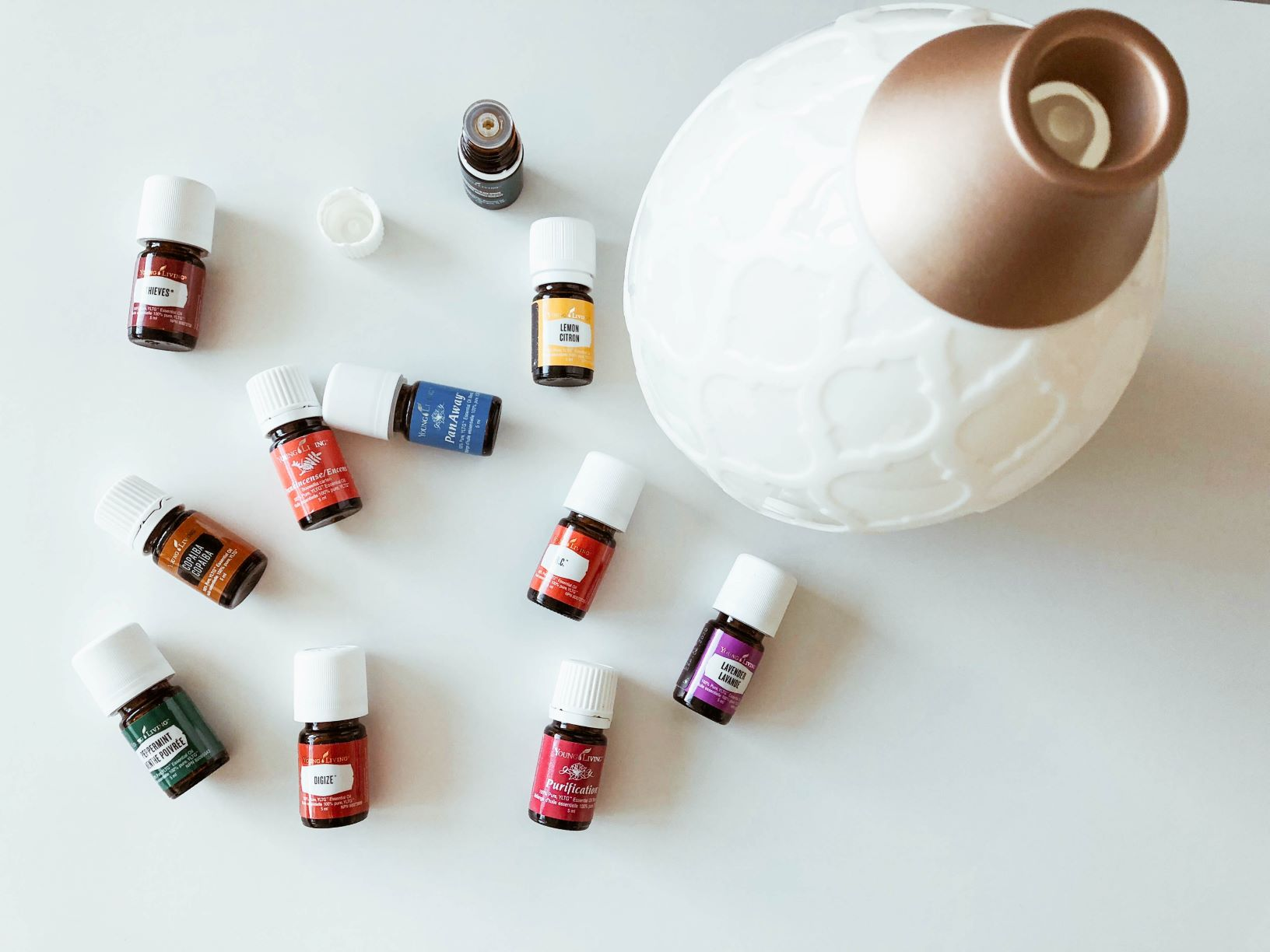 Natural Oils & Your Health // By Jessica Taylor Cappel