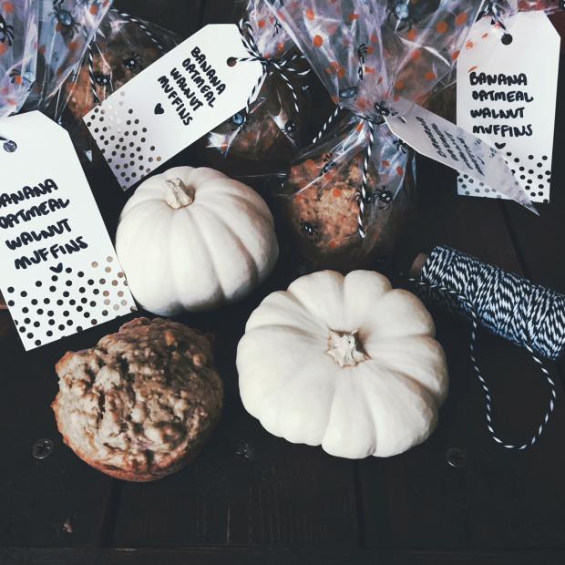 Fall DIY Treats // by Rebbeca Elizabeth Allegri